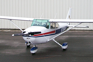 Cessna 172 Aircraft