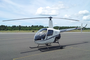 Robinson R-22 Helicopter