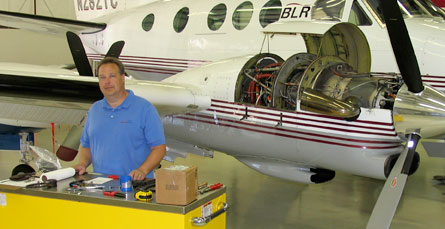 AP/IA Aircraft Mechanic
