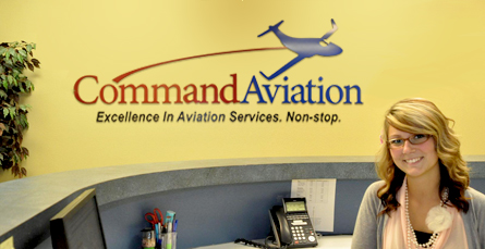 Contact Command Aviation, Ltd. - Bellingham - Pacific Northwest