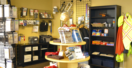 Aviation full service operation pilot store
