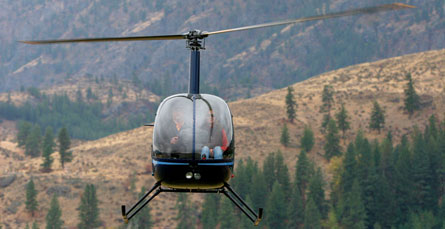 Helicopter Services and Tours