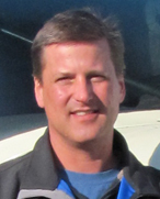 Scott Farnes Flight Instructor for Command Aviation in Bellingham WA