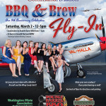 Command Aviation BBQ & Brew Fly-in. March 4th, 2013 from 1 - 5 pm.