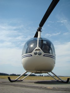 Helicopter Training in the Pacific Northwest, Bellingham WA