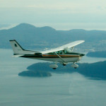 Scenic Flight Tours in the Pacific Northwest. First flight package